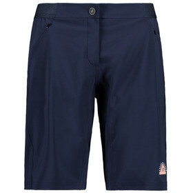 Maloja AnemonaM. Short multisport Femme, night sky